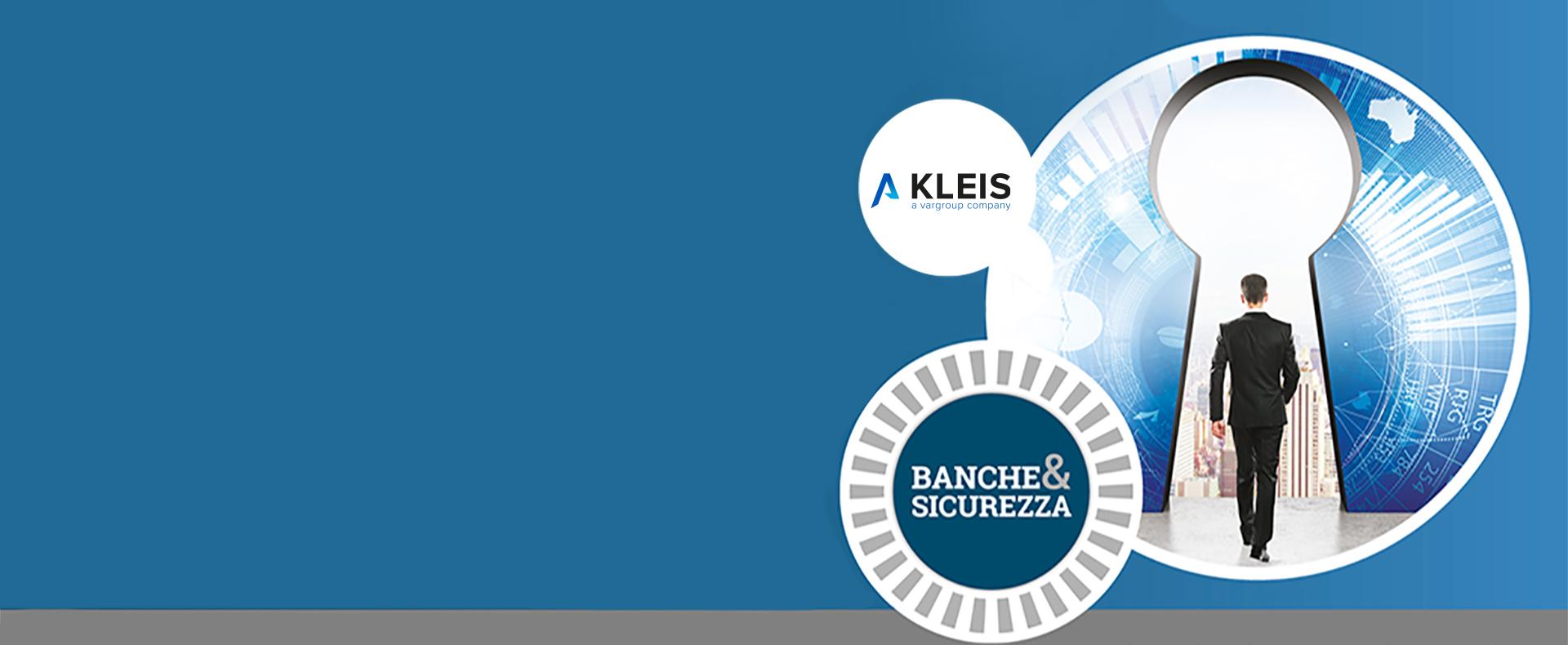 BANCHE E SICUREZZA 2020: KLEIS INTERVIENE SUL TEMA FRAUD PREVENTION AND MANAGEMENT